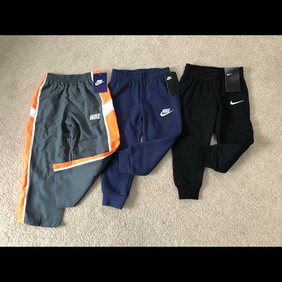 Nike Other - 3T Nike joggers NWT